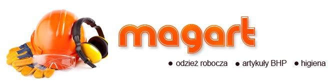MagartBHP.PL - Sprzedaż odzieży i obuwia roboczego, art. BHP i środków higieny osobistej
